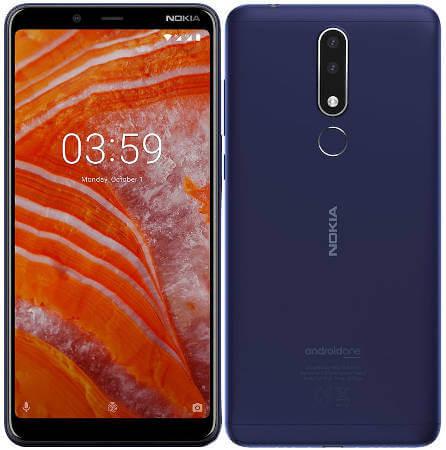 Nokia 3.1 Plus характеристики цена дата выхода
