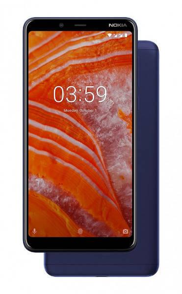 Nokia 3.1 Plus характеристики