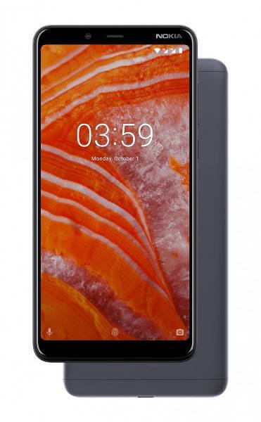 смартфон Nokia 3.1 Plus цена