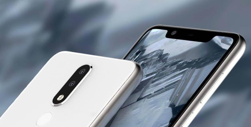 Nokia 5.1 Plus обзор