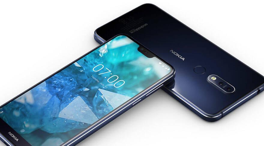 Nokia 7.1: характеристики, цена и дата выхода