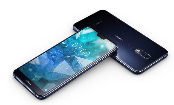 смартфон Nokia 7.1 характеристики дата выхода