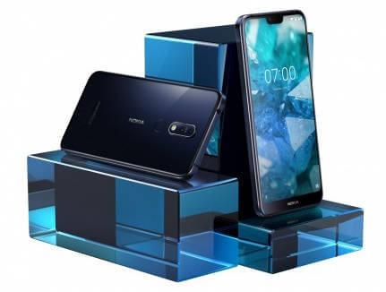 смартфон Nokia 7.1 цена характеристики