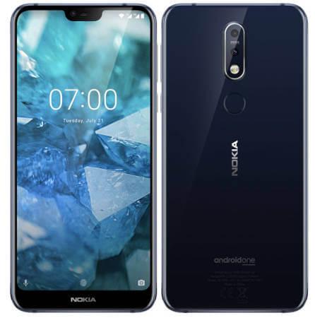 смартфон Nokia 7.1 характеристики