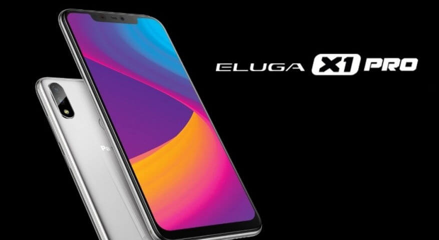 Телефон Panasonic Eluga X1: характеристики и цены