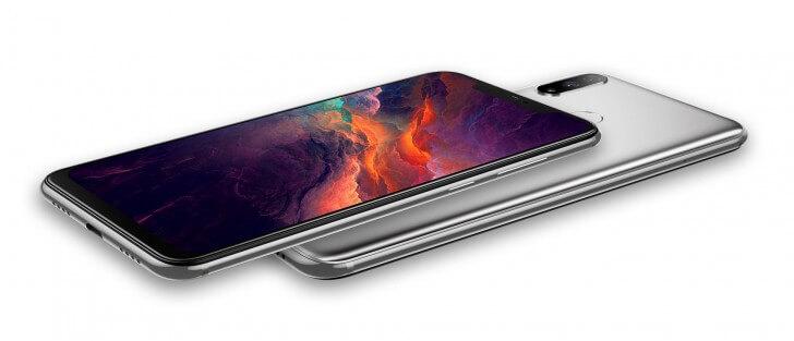 Panasonic Eluga X1 экран