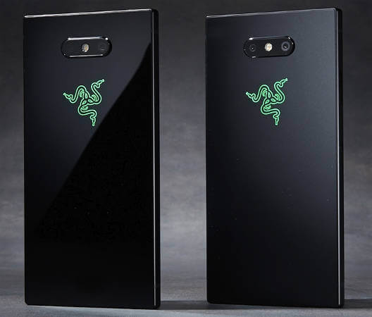 Razer Phone 2 камера