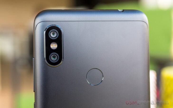 Xiaomi Redmi Note 6 Pro характеристики камеры