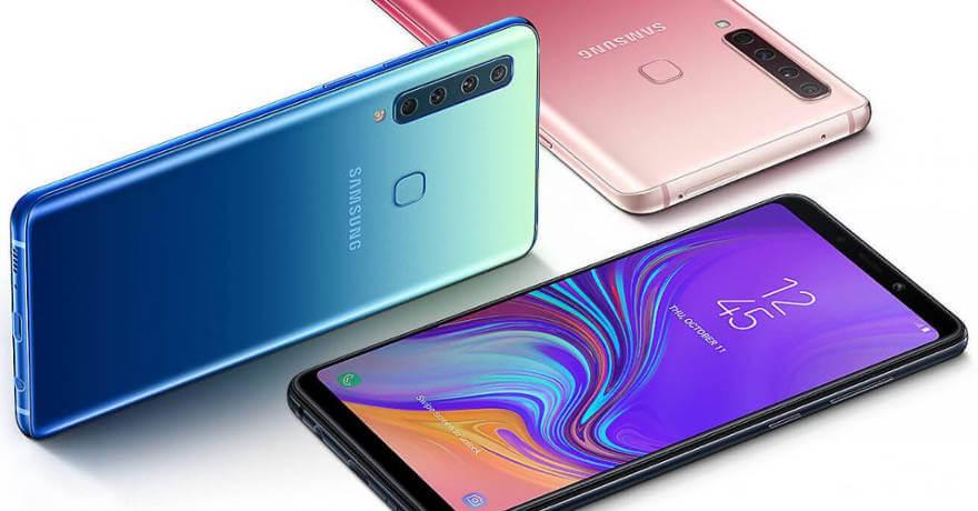Samsung Galaxy A9 (2018): характеристики и цена