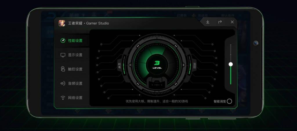 игровой смартфон Xaiomi Black Shark Helo 10 Gb