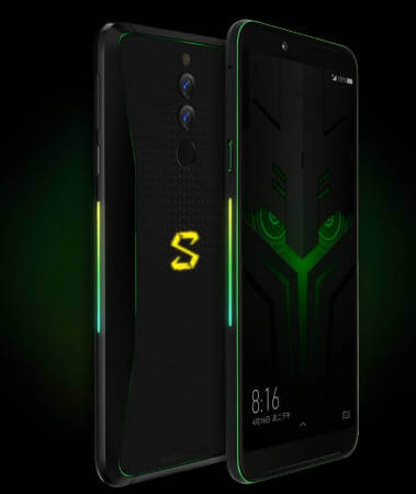 Xiaomi Black Shark Helo характеристик