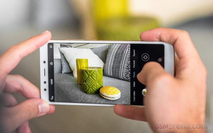 Xiaomi Mi A2 обзор камеры
