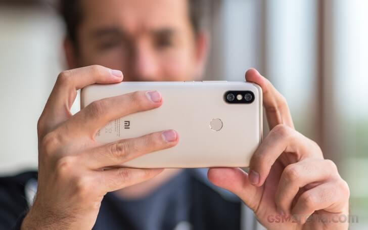 смартфон Xiaomi Mi A2 обзор камеры