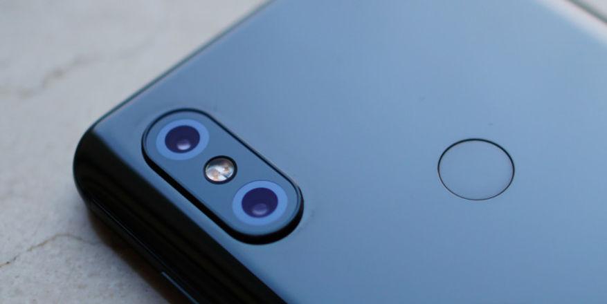 Смартфоны с лучшей камерой: Xiaomi Mi Mix 3