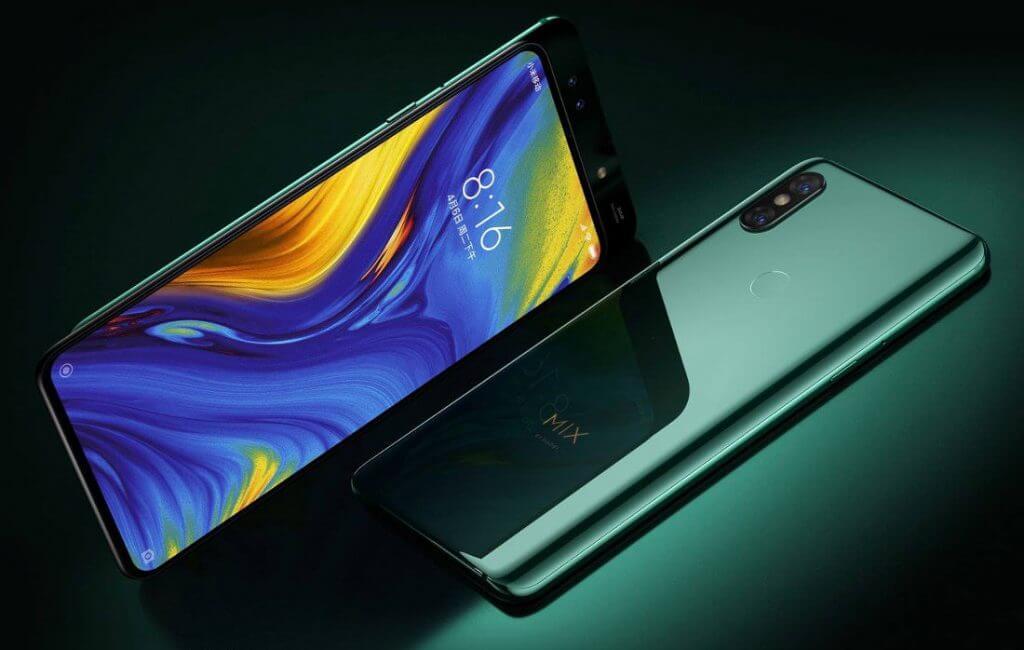 Xiaomi Mi Mix 3: характеристики