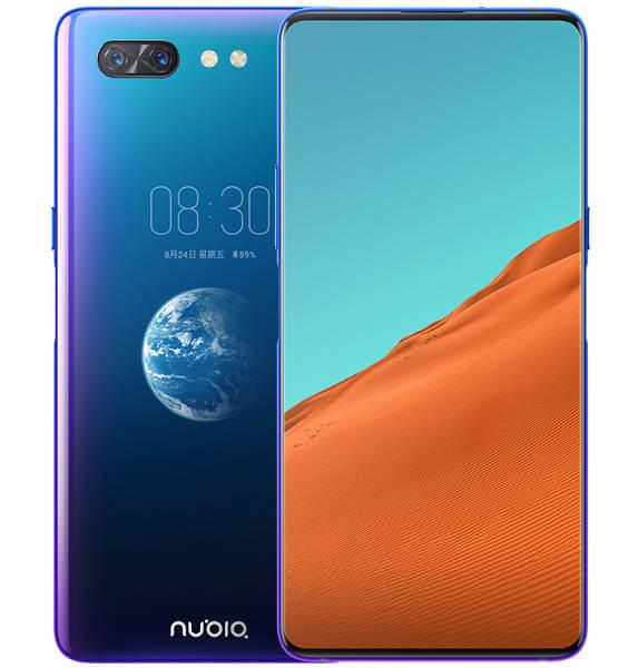 лучшие смартфоны 2018: ZTE Nubia X характеристики