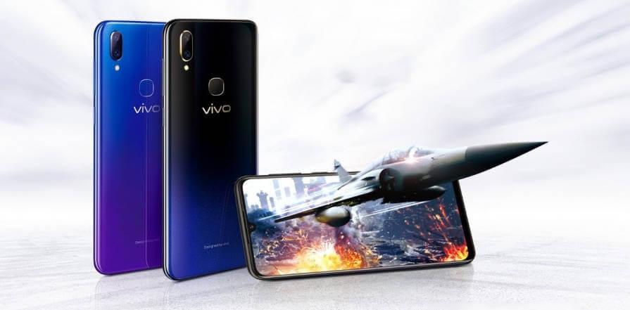 vivo Z3: характеристики, цены на новинку vivo