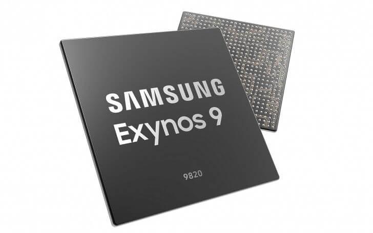 Samsung Exynos 9820 процессор для Galaxy S10
