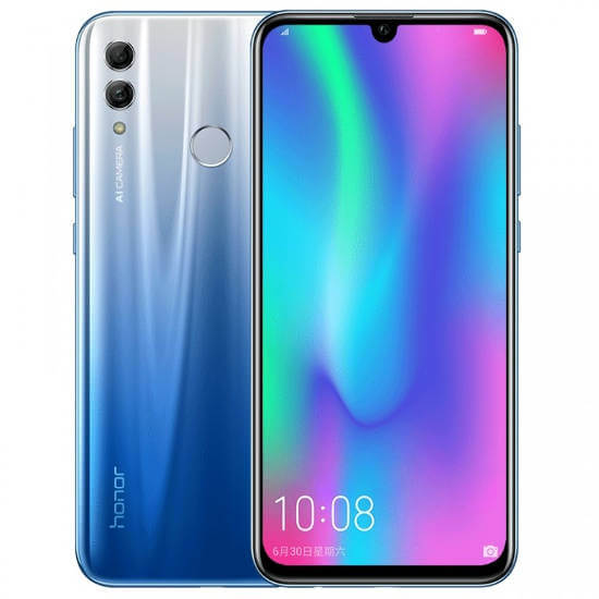 смартфон Honor 10 Lite цена и характеристики