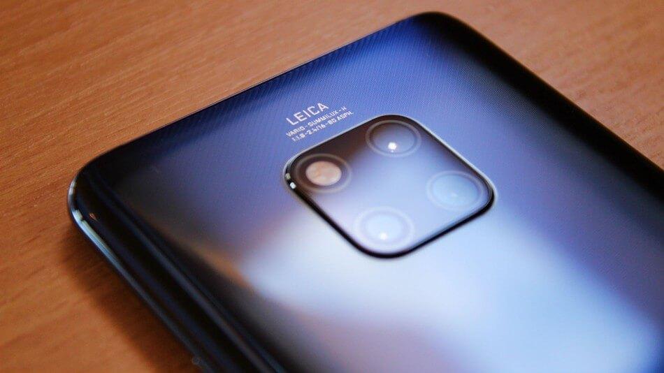 Huawei Mate 20 Pro: обзор