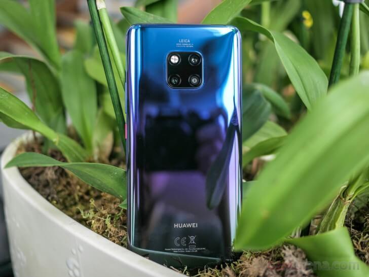 Huawei Mate 20 Pro обзор