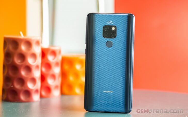 Huawei Mate 20 недостатки