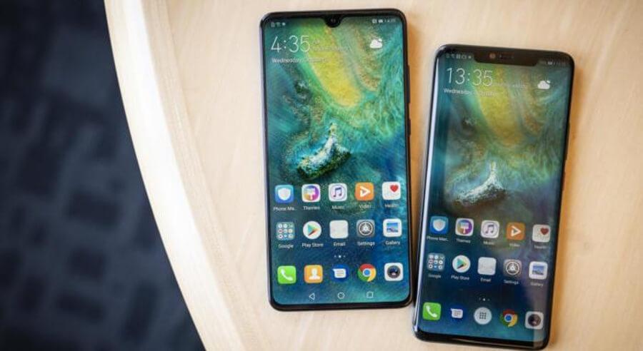 Huawei Mate 20: обзор и сравнение с Mate 20 Pro