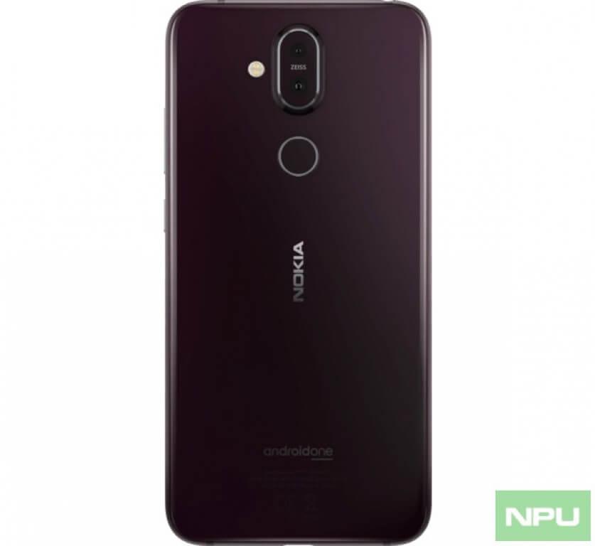 Nokia 8.1 характеристики