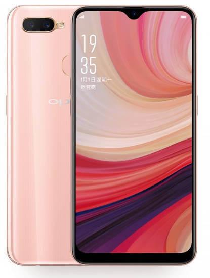 смартфон Oppo A7 цена характеристики