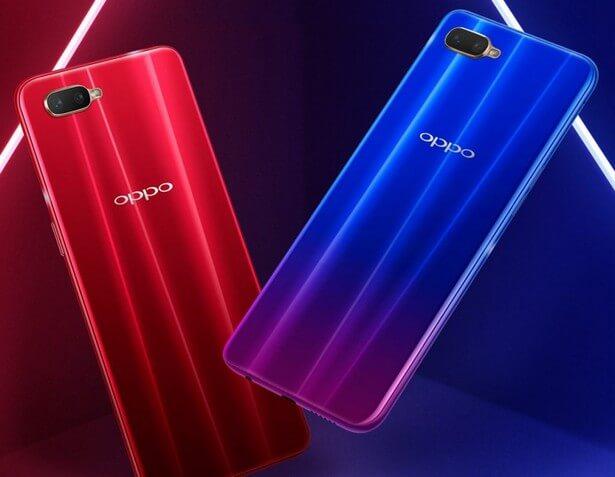 Oppo RX17 Neo характеристики