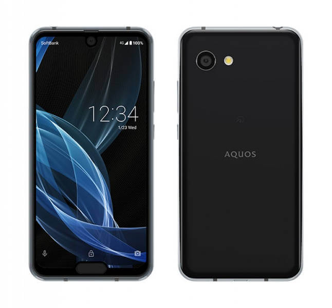 Sharp Aquos R2 compact характеристики цена