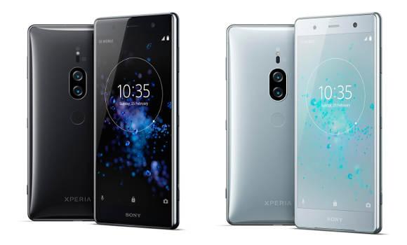 лучшие телефоны 2018: Xperia XZ2 Premium