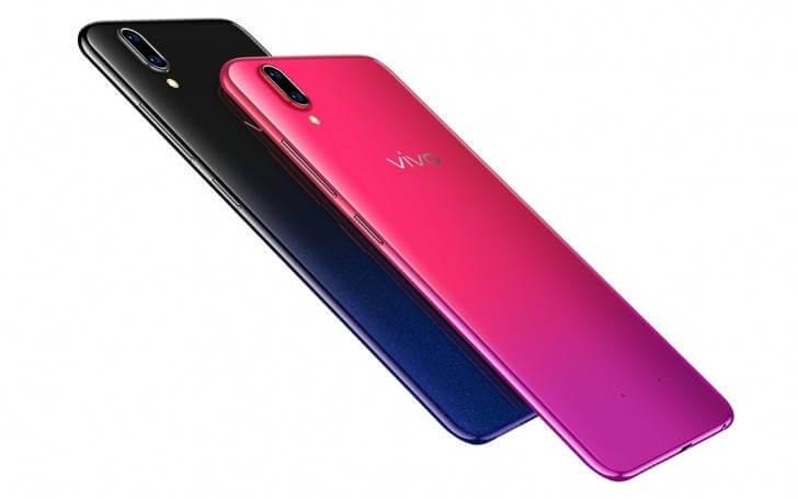 vivo Y93 цена и характеристики