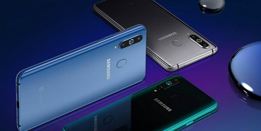 Galaxy A8s: цена, аргументы и конкуренты