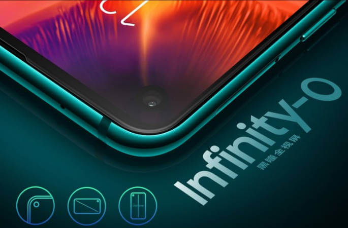 Galaxy A8s характеристики и цена