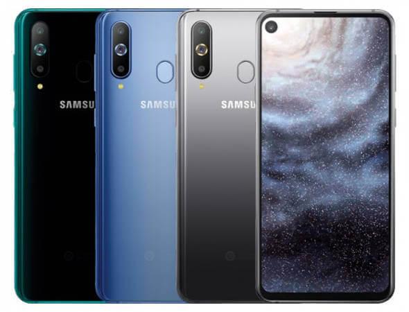 Galaxy A8s характеристики цена дата выхода