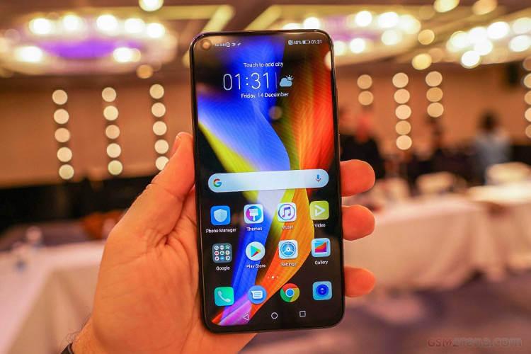 Huawei Honor V20 характеристики цена