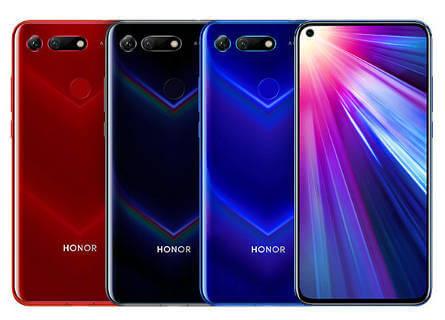 Honor V20 характеристики цена дата выхода