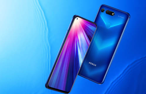 Honor View 20 цена и характеристики