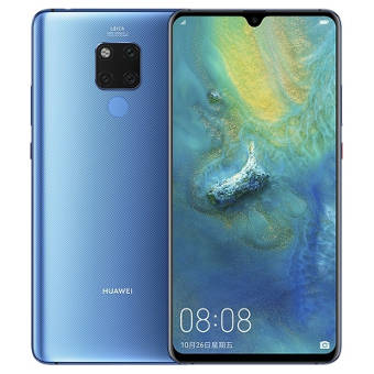 Huawei Mate 20 X: лучшая батарея в классе флагманов
