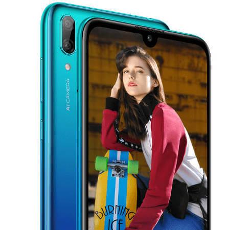 Huawei Y7 Pro 2019 характеристики экрана и камеры