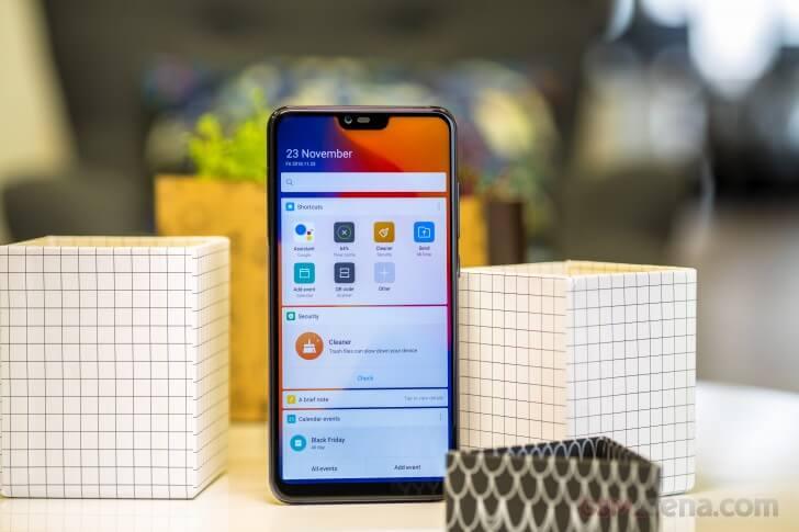 Xiaomi Mi 8 Lite: камера и скорость работы