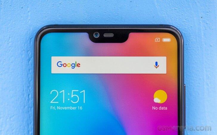 обзор Xiaomi Mi 8 Lite сравнение