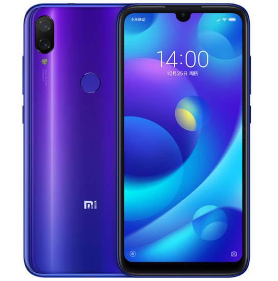 Xiaomi Mi Play характеристики и цена