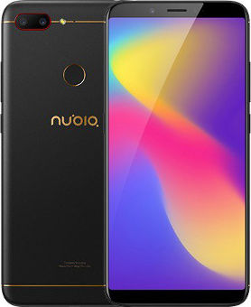 ZTE Nubia N3: недорогой смартфон с мощной батареей