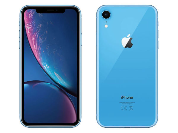 iPhone XR камера обзор