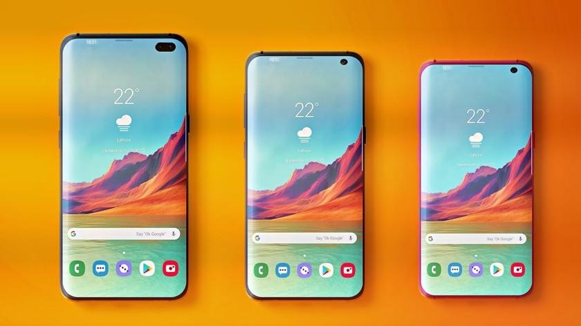 Samsung Galaxy S10 X характеристики цена