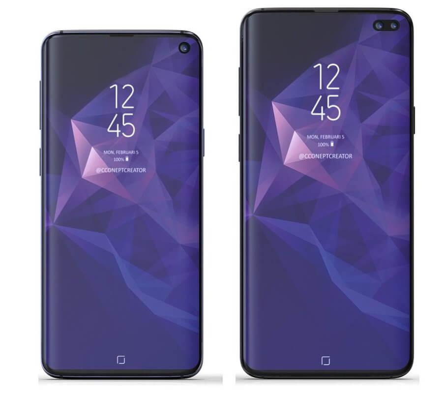 Samsung Galaxy S10 Plus цена дата выхода