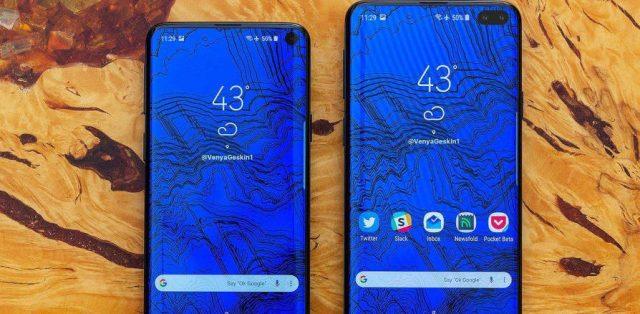 Samsung Galaxy S10 Plus: характеристики, новости и цены
