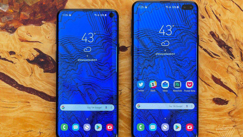 Samsung Galaxy S10 Plus цена характеристики